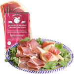 Sliced Serrano Ham From Spain