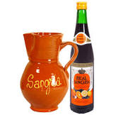 Gift Combo - Sangria Red Wine + Sangria Pitcher