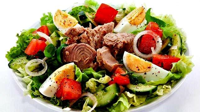 Salad spanish recipes