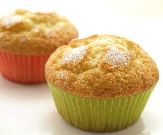 Magdalenas Spanish Cupcakes