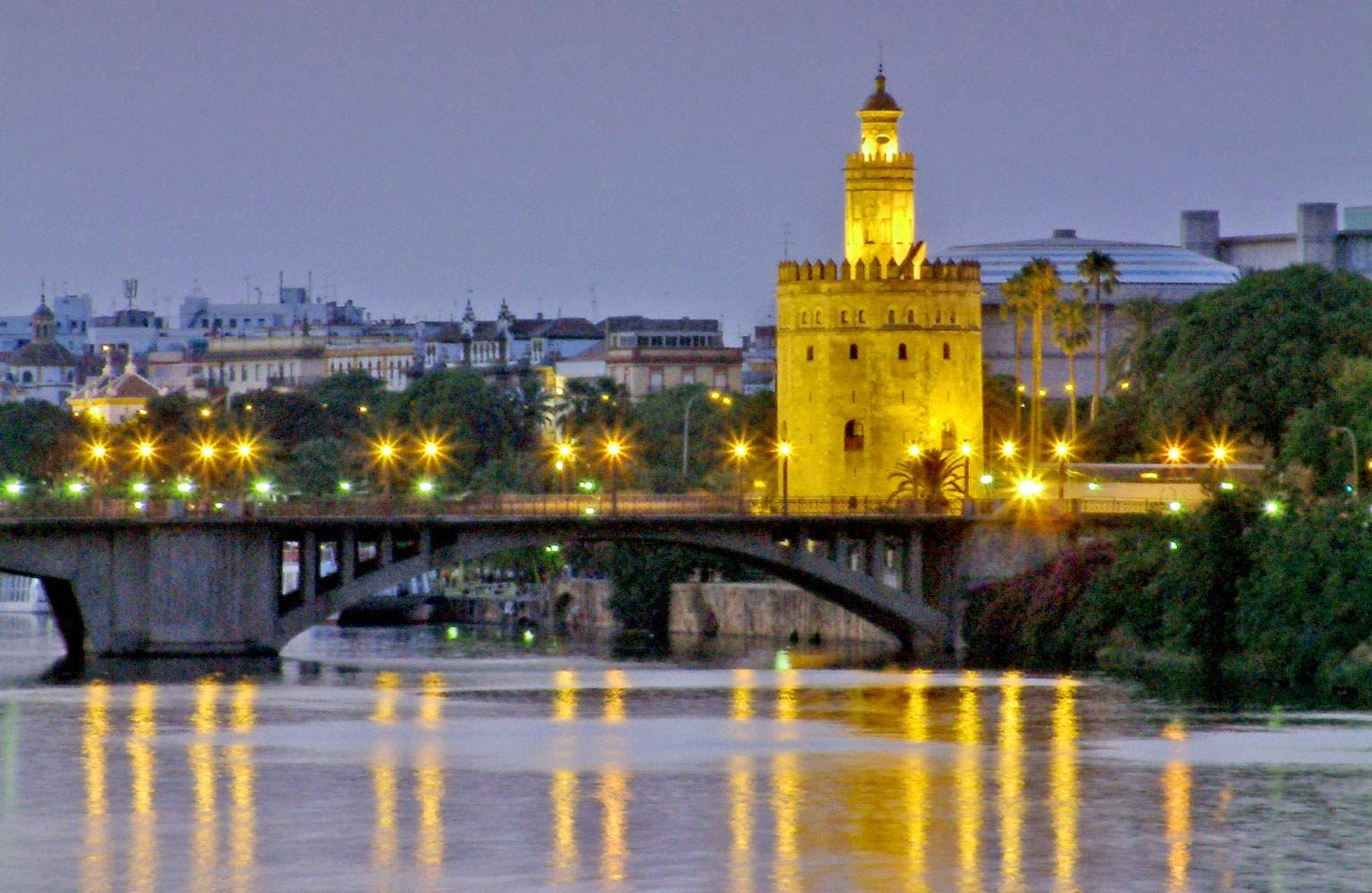 Sevilla Image: Andalusia, A Melting Pot Of Cultures And Cuisines