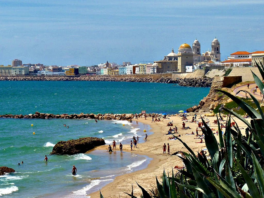 Cadiz A Myriad Of Influences
