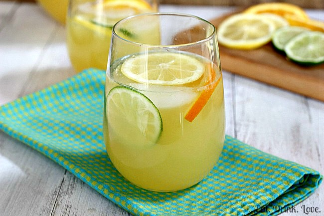 Citrus Sangria Recipes — Dishmaps