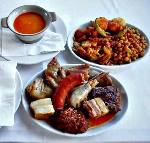 Castilla Y Leon Food Recipes