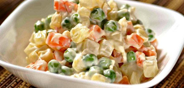 Ensaladilla Rusa Spanish Potato Salad