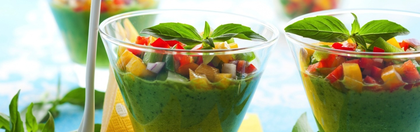 Traditional Gazpacho . This is the most traditional and basic gazpacho ...