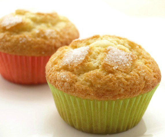 Lemon Cup Cake Recipe