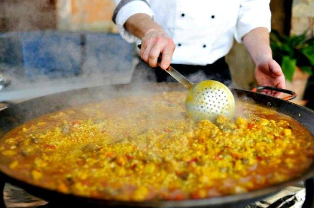 The Secrets Of Paella