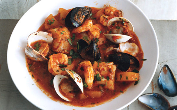 Suquet catalan seafood stew forumfinder Image collections