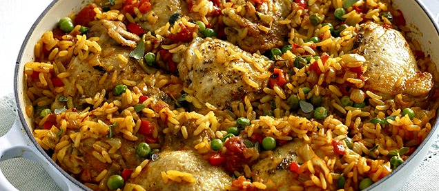 The Easiest Paella Recipes