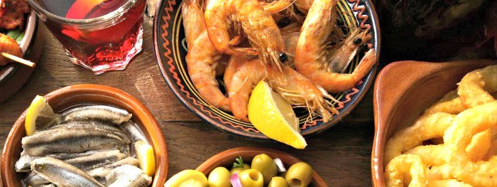 Spanish tapas easy recipes of the endless variety of starters that is possible to find there is not town that doesnt have his own we introduce a selection that we believe you forumfinder Images