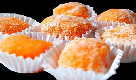 Spanish dessert recipes yemas de santa teresa forumfinder Image collections